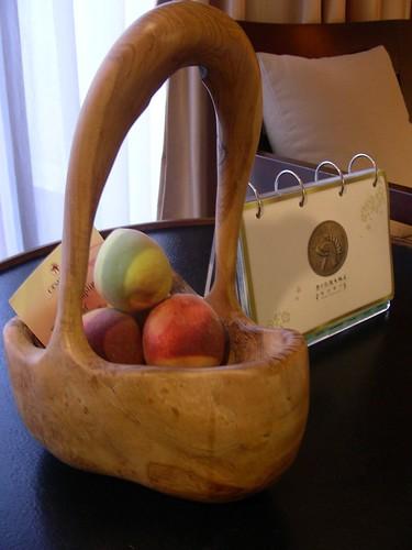 墾丁凱薩-迎賓水果