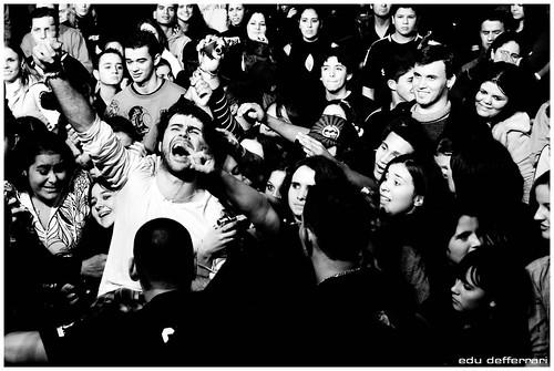 Show Reação em Cadeia - Imbé/RS - 30/05/2008