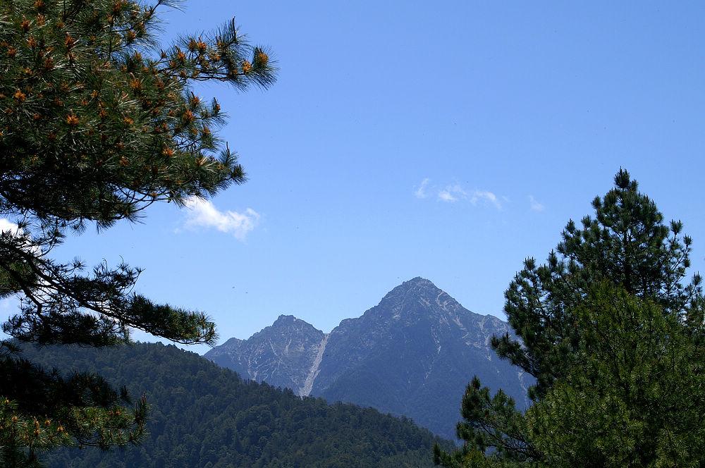 南湖大山day2-57 中央尖山