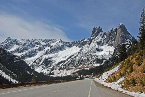 N Cascade Mtns 01