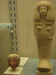 Ushabti of Isis (meechmunchie) Tags: ancient egypt revolution egyptian 18thdynasty akhenaten tutankhamen ancientegypt tutankhamun tutankhamon thutmose newkingdom amarna tuthmose talatat akhetaten rammeside atenist egyptiancourt