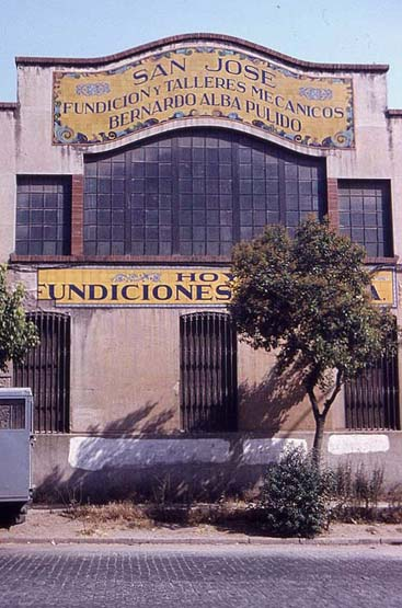 Fundiciones Alba