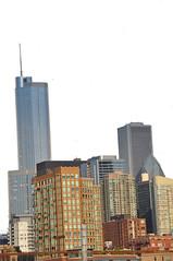 SKYLINE FROM HOOKER ST (johnisart) Tags: urban chicago skyline illinois spring nikon cookcounty corel chicagoskyline chicagobuildings nikond90 {addyourkeywordsseparatedbysemicolons}