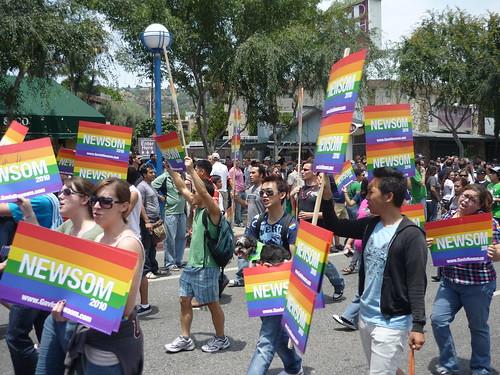 LA Gay Pride 2009 by you.