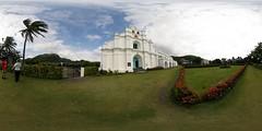 San Carlos Borromeo Church / Mahatao, Batanes, Philippines (lsalcedo) Tags: church jack san philippines carlos leon roland erik salcedo batanes borromeo equirectangular mahatao