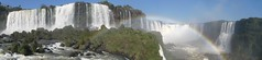 Brazil-Iguazu_Falls-Panorama_5 (Mikecron) Tags: brazil waterfall rainbow iguazu hugin