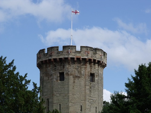 Warwick Castle, Warwick - Guy