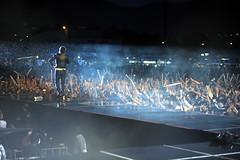 Leo (Toni Francois) Tags: show light people music rain rock mexico drops concert audience live crowd fobia ecatepec