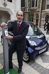 Transport Secretary Lord Adonis