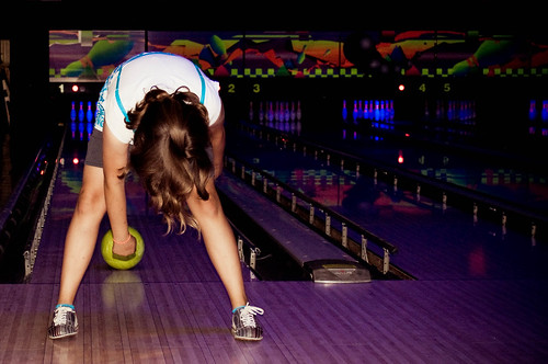 Upside Down Bowling