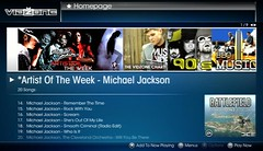VidZone - Artist of the Week, 02-09 July
