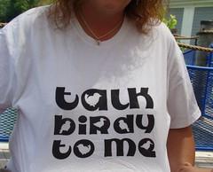Birdy shirt
