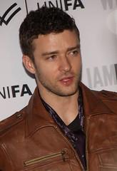 Singer and designer Justin Timberlake