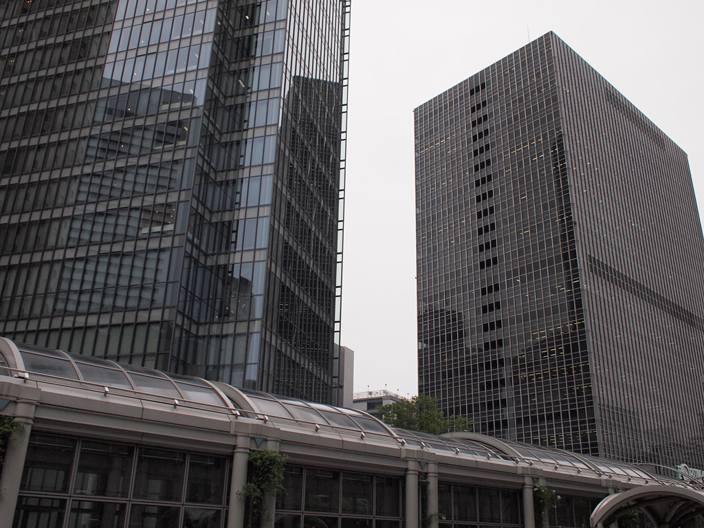 E-P1 first test snap 3 (@Umeda, Osaka)