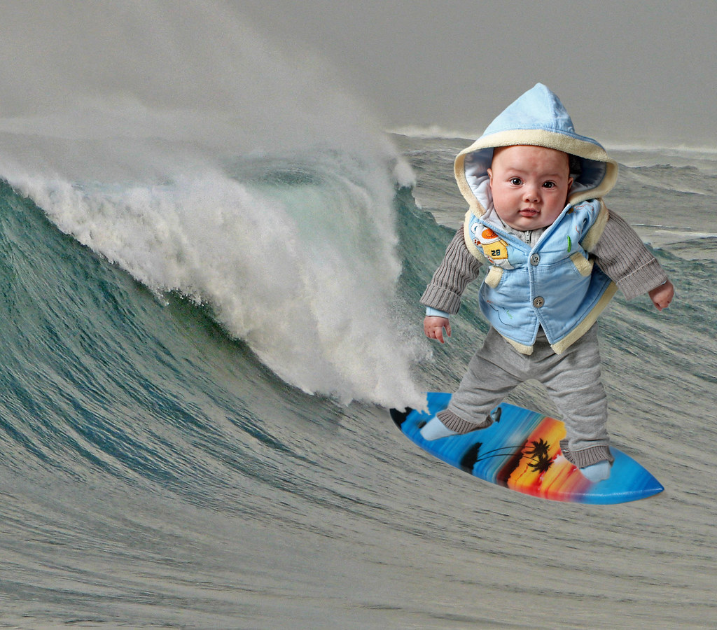 Surf Baby