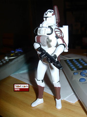Clone Trooper (Space Gear)