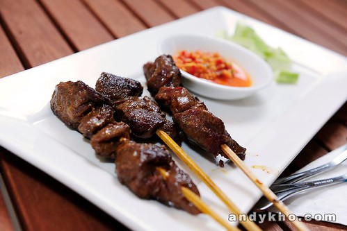 19 Steak Skewer RM11.30
