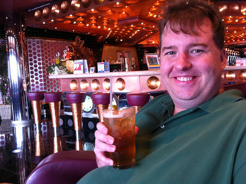 Carnival Splendor - Mike by the Casino Bar