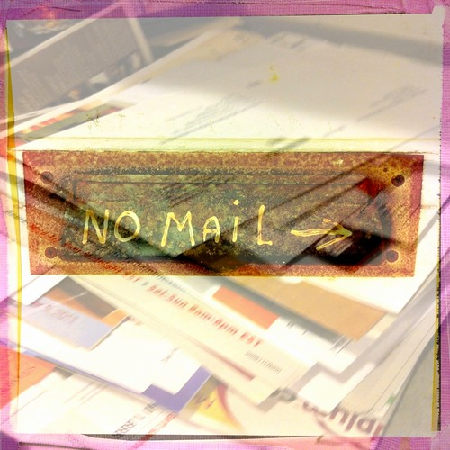No mail? by bichonphoto