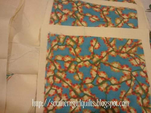 Origami Pinwheel Quilt -- #2