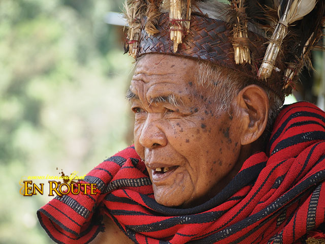 Apo Chumoh at 96 is the oldest living person in Bangaan