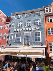 Havfruen Restaurant (Airelle.info) Tags: copenhagen denmark nyhavn kbenhavn copenhague havfruen e520