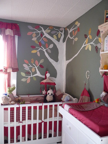 Grayson's Nursery por innocentcharmer.