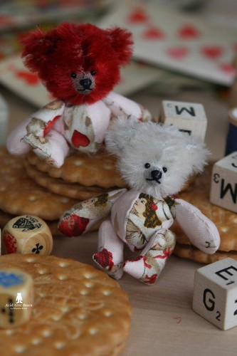 Acid Attic Bears, les petits ours de Pepperpyne :) 3293331948_707687465f