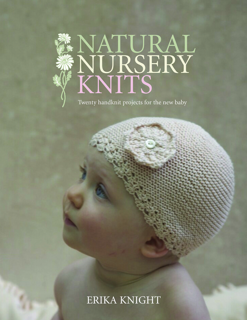 Natural Nursery Knits by Erika Knight - ISBN 9781844007073