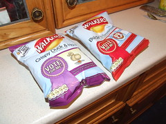"Walkers ""Do us a flavour"" promotion"