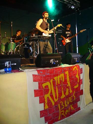 Convocatoria Taringa Music 2009, Bandas y solistas (sala 1)