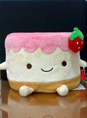 WISHLIST: Nagomidou Strawberry Muffin Plush ( Veronica ) Tags: sanrio kawaii sanx