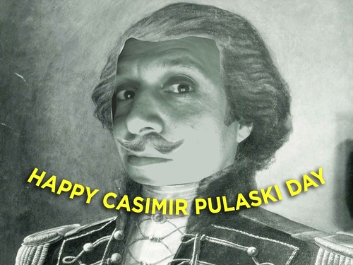 Happy Casimir Pulaski Day Photo Booth plug-in