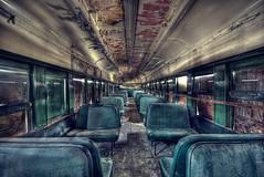 TrAin oF DeCay (~EvidencE~) Tags: urban ontario train nikon decay exploring ps peelingpaint evidence hdr trainspotting ue photomatix 6exp location~uxbridge specialpictures