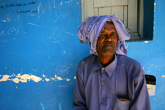 Blue (LindsayStark) Tags: africa travel blue portrait man men war refugee conflict somali ethiopia humanrights humanitarian somalia displaced refugeecamp humanitarianaid emergencyrelief postconflict waraffected conflictaffected jijiga