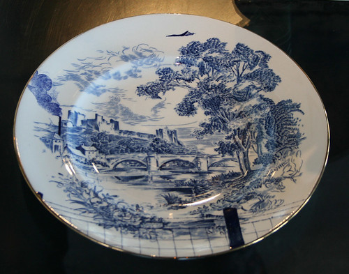 Plate by Paul Scott (2008)