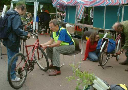 photo of Dr. Bike