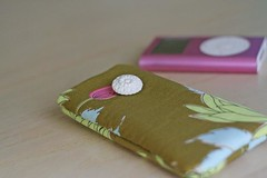 an iPod cozy!