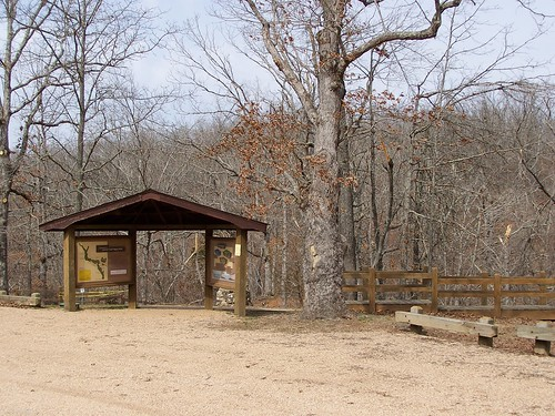 Grand Gulf State Park - Missouri
