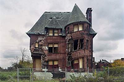 William Livingstone House in Detroit