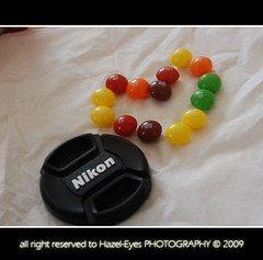 (  l l) Tags: life color eyes nikon sweet hazel ur skittles