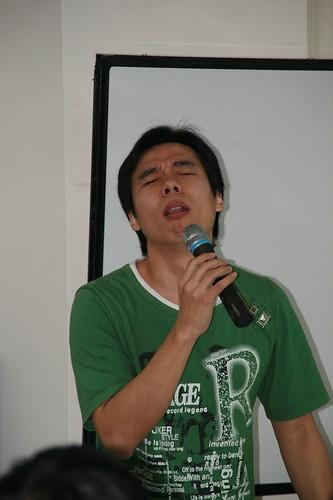 你拍攝的 20090319益讀俱樂部_鄭匡宇就是愛被罵053.jpg。