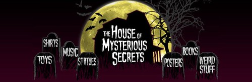 The House of Mysterious Secrets Logo