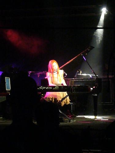 Tori Amos at La Zona Rosa