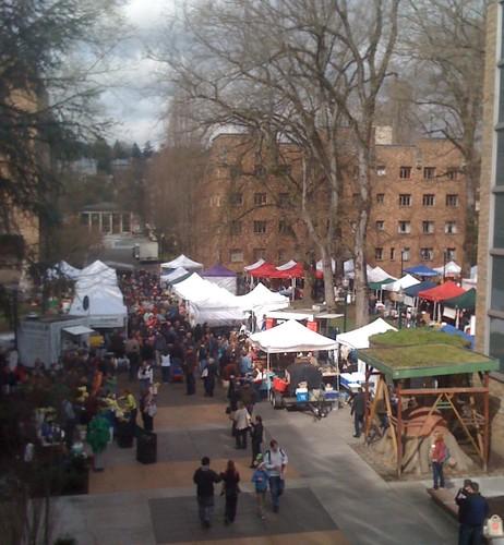 2009 Portland Farmers Market