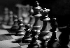 Esprit de Corps (evoo73) Tags: blackandwhite game king shadows dof pentax chess queen dslr chiaroscuro pawn teenage lightroom chessset mcarthur chesspieces photoshopelements evonne evoo espritdecorps k10d pentaxk10d youvsthebest pfogold evoo73 evonnemcarthur evoo73photography thepinnaclehof nprsummer
