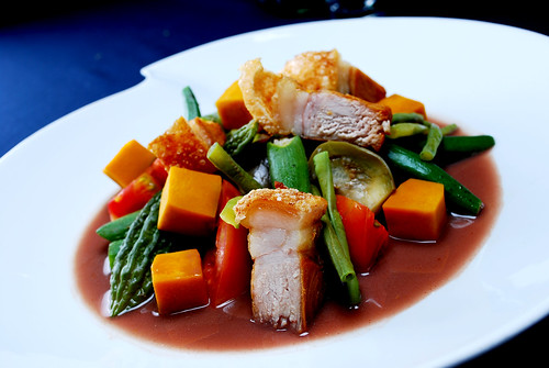 Pinakbet at Bagnet