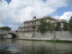 """The Tiber River • <a style=""""font-size:0.8em;"""" href=""""http://www.flickr.com/photos/36178200@N05/3390467135/"""" target=""""_blank"""">View on Flickr</a>"""