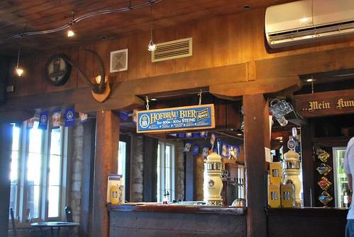 Bar at the Hahndorf Inn Hotel