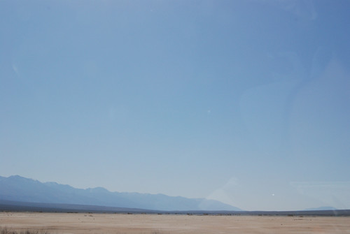 Death Valley, Emptier